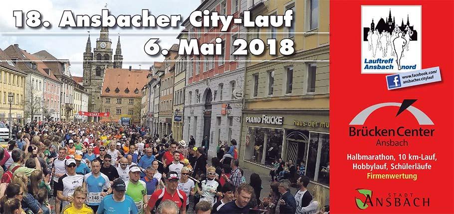 Ansbacher City Lauf : ERGEBNISSE 86